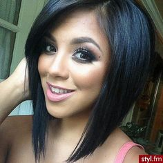 GUAVA ALINE Pro Style BOB 10 Front Lace Part Wig by TurtlesCandy