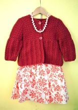FREE crochet pattern for childs' cardigan. Just stunning, thanks so for this share, as well as site: marvellous! xox   Uploaded by L Bailey