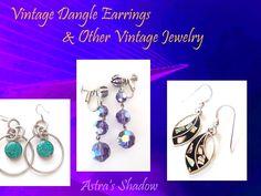 astrasshadow - Twitter Search Twitter Tweets, Dangle Earrings, Vintage Jewelry, Dangles, Search, Searching, Vintage Jewellery, Drop Earrings, Antique Jewellery