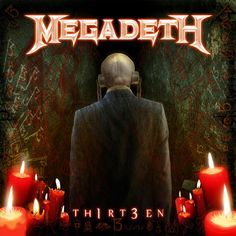 Megadeth Th1rt3en