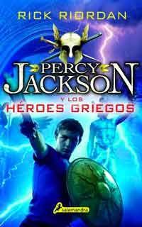Descargar libro Percy Jackson y los héroes griegos de Rick Riordan - PDF EPUB