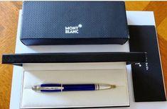 1f6ab1f0811 MONTBLANC StarWalker Cool Blue Rollerball   Fineliner Pen