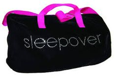 HAVE A SLEEPOVER!