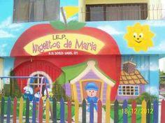 Resultado de imagen para fachadas de guarderias infantiles