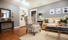 Cherry Yount   Furnitureland South Interior Designer And Consultant   Young  Married Couple Meshes Their Styles