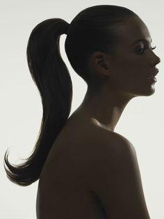 Mona Johannesson by Cleo Sullivan #hair