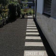 Szép kertek Sidewalk, Stairs, Garden, Instagram, Stairway, Garten, Side Walkway, Lawn And Garden, Walkway
