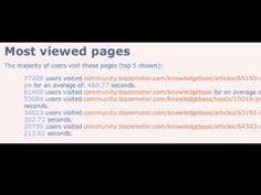 BlazeMeter Google Analytics Intergration