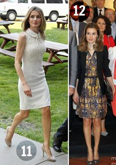 Don't forget to vote on the previous poll: pantsuits! Rules: A vote per person Open a week Includes all the dresses worn by Princess Letizia during the first six months of the year Excludes r…
