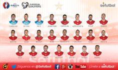 Convocatoria Selección Septiembre 2015