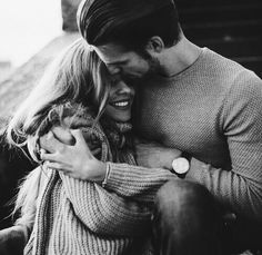 adorable, and, b&w, beautiful, beauty, best, black, couple, couples, cute, cuteness, cutest, friends, goals, happiness, hug, kiss, love, lovely, lovers, relation, relationships, smile, sweater, watch, white, relationship goals