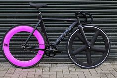 The new 2014 limited edition LaPiovra air. Brought to you by Bricklane bikes.  Photograph by: Carty (AllFixed)