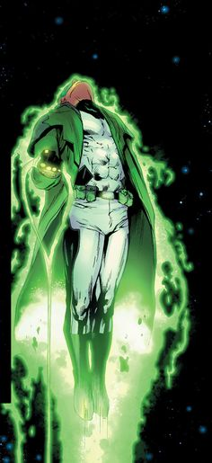 Green-Lantern by Billy Tan