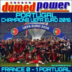 TimNas Portugal Juara Piala Eropa 2016 - Juknis DAK BKKBN 2016