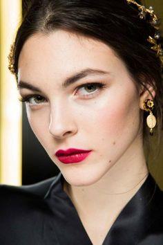 Make-Up & Hair Trends Fall/Winter 2015 | StyleBlog'N
