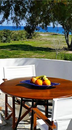 Villa Memories right in front of the beach in Paleochora, Chania, Crete