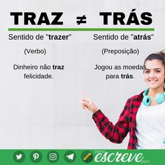 Portuguese Grammar, Portuguese Lessons, Portuguese Language, Learn Portuguese, Writing A Book, Writing Tips, Study Organization, Language Study, Study Planner