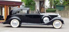 Arthur Mulliner Rolls-Royce Phantom III Sedanca De Ville 3CP102 1938