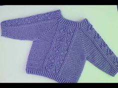 Crochet Girls, Crochet Baby Shoes, Crochet Baby Clothes, Crochet For Kids, Easy Crochet, Crochet Jumper, Crochet Jacket, Crochet Blouse, Knitting For Kids