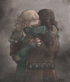 Last Hug by AlyTheKitten on deviantart