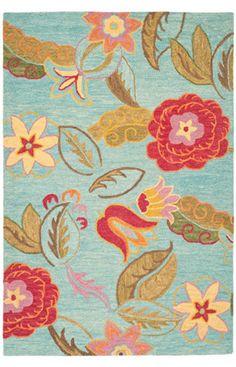 Blossom BLM671 Blue Rug