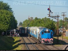 RailPictures.Net Photo: A915 Trenes Argentinos EMD GT22CW-2 at Buenos Aires, Argentina by Mariano Casone