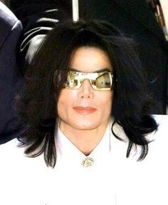 MJ & Sunglasses