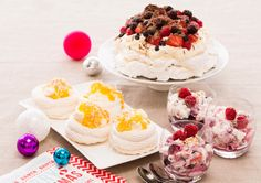 Versatile and tasty; three ways with Meringue