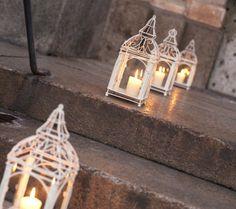 www.italianfelicity.com #weddinginitaly #stairs #lanterns
