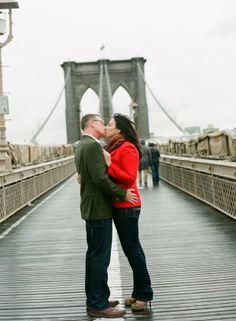 City Engagement Session | photography by http://carmensantorellistudio.com/