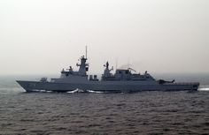 Royal Malaysian Navy guided-missile frigate KD Jebat (FFG 29) . http://www.navy.mil/management/photodb/photos/130620-N-UU879-073.jpg