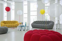 Perception Modular sofa, Roche Bobois | Coveted Seating | Pinterest ...