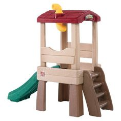 "Step2 Naturally Playful Lookout Treehouse 57.5""x25""x66.5"" : Target"