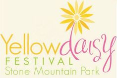 September 5-8, 2013: The famous Yellow Daisy Festival is THIS weekend at #Georgia's Stone Mountain Park! http://www.discoverlakelanier.com