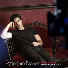#TVD premieres Thursday, Oct. 3!