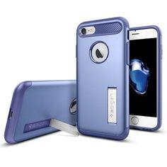 Apple iPhone 8 Spigen SGP Slim Armor Case - Violet 042CS20304