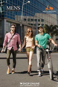 Si eres joven, vístete como tal para ir a la universidad, a menos que el código de vestimenta te lo impida. #MenInMotion #FashionMen #MenStyle www.mensfashion.com.mx