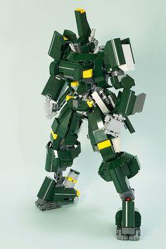 Lego Bots, Lego Machines, Lego Builder, Cool Lego, Awesome Lego, Lego Man, Lego Mechs, Brick Loft, Lego Military