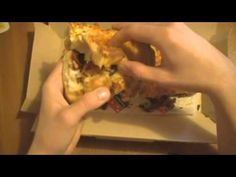 Dominos - New Stuffed Cheesy Bread- Fast Food Review