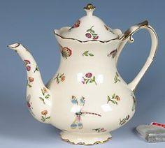 DRAGONFLY butterfly porcelain TEAPOT tea pot gold trim by Flowers & Balloons/Burton & Burton, http://www.amazon.com/dp/B000KSXUUE/ref=cm_sw_r_pi_dp_wU6Epb0BKTWJJ