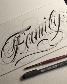 Letras Tattoo Writing Fonts, Tattoo Lettering Design, Tattoo Fonts Alphabet, Gothic Lettering, Graffiti Lettering Fonts, Calligraphy Tattoo, Hand Lettering, Ambigram Tattoo, Text Tattoo