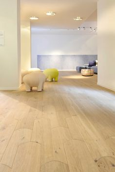 parquet Biscuit by Patricia Urquiola for Listone Giordano