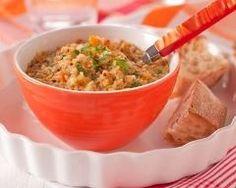 Quinoa aux lentilles corail (facile, rapide) - Une recette CuisineAZ