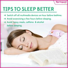 Here are some amazing tips that will help you #sleep better at night and be more energetic during your waking hours.  #Sleeptips #HealthyLiving