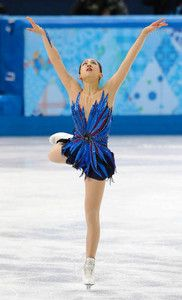 フリーで演技する浅田真央 (182×300) 「舞い降りた真央 フリーで自己最高点」 http://www.chunichi.co.jp/article/feature/sochi2014/article/CK2014022102000223.html