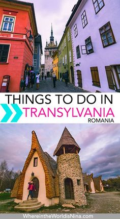 The Best Transylvania Tours in Romania (It's NOT Just About Dracula) Europe Travel Guide, Travel Tours, Travel Destinations, Shopping Travel, Budget Travel, Travelling Tips, Travel Info, Romanian Castles, Transylvania Romania