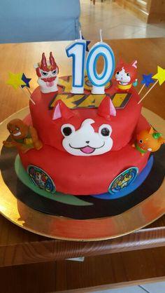 Gâteau Yokai watch