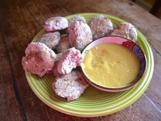 South Beach Diet Friendly Chicken Nuggets with Almond Meal | Eat it ...