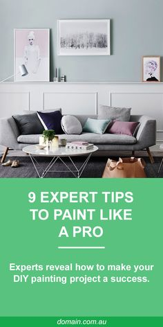 There is more to a DIY painting project than choosing the right colour. While this is important, so is having the right tools, preparing your surfaces and using the correct painting techniques. To help ensure your next painting project is a success, we've asked the experts for their advice on how to not only paint better, but work faster and neater, too