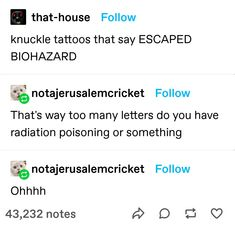 Its Ya Boy, Knuckle Tattoos, Funny Quotes, Funny Memes, Teen Humor, Text Posts, Tumblr Funny, Dumb And Dumber, I Laughed